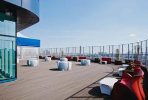 Аренда крыши для мероприятий с UBI Конференц Холл