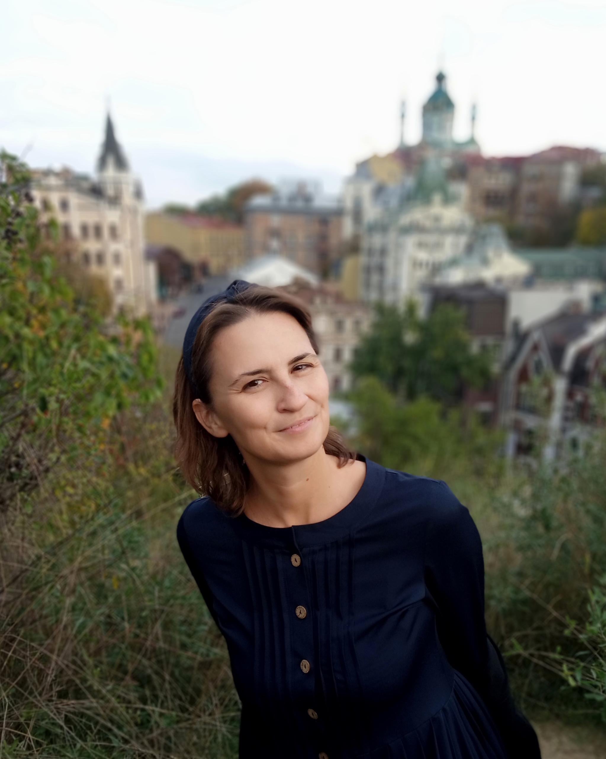 Наталія Березюк